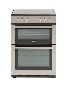 stoves-sec60do-gb-de-60cm-ceramic-hob-double-oven-electric-cooker-with-connection