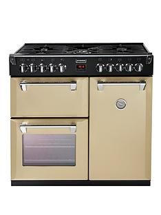 stoves-richmond-900dft-90cm-dual-fuel-range-cooker-champagne