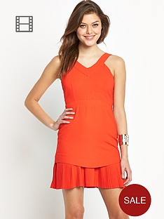 fashion-union-pleated-dress