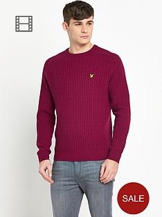 lyle-scott-mens-cable-knit-jumper