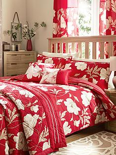 magnolia-bedding-range-red