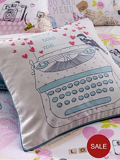 catherine-lansfield-vintage-collage-cushion