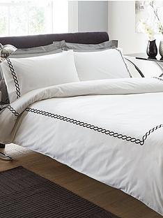 belledorm-stockholm-200-thread-count-duvet-set-whiteblack