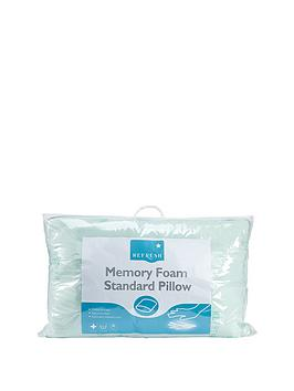 refresh-memory-foam-classic-pillow