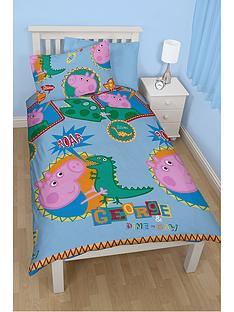 peppa-pig-george-rotary-single-duvet-cover-set