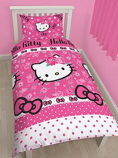 hello-kitty-sommerwind-reversible-single-duvet-cover-set