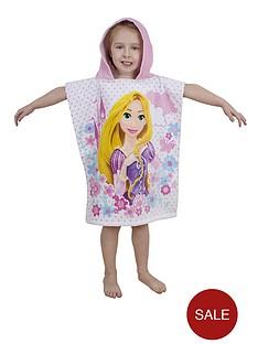 disney-princess-hooded-poncho