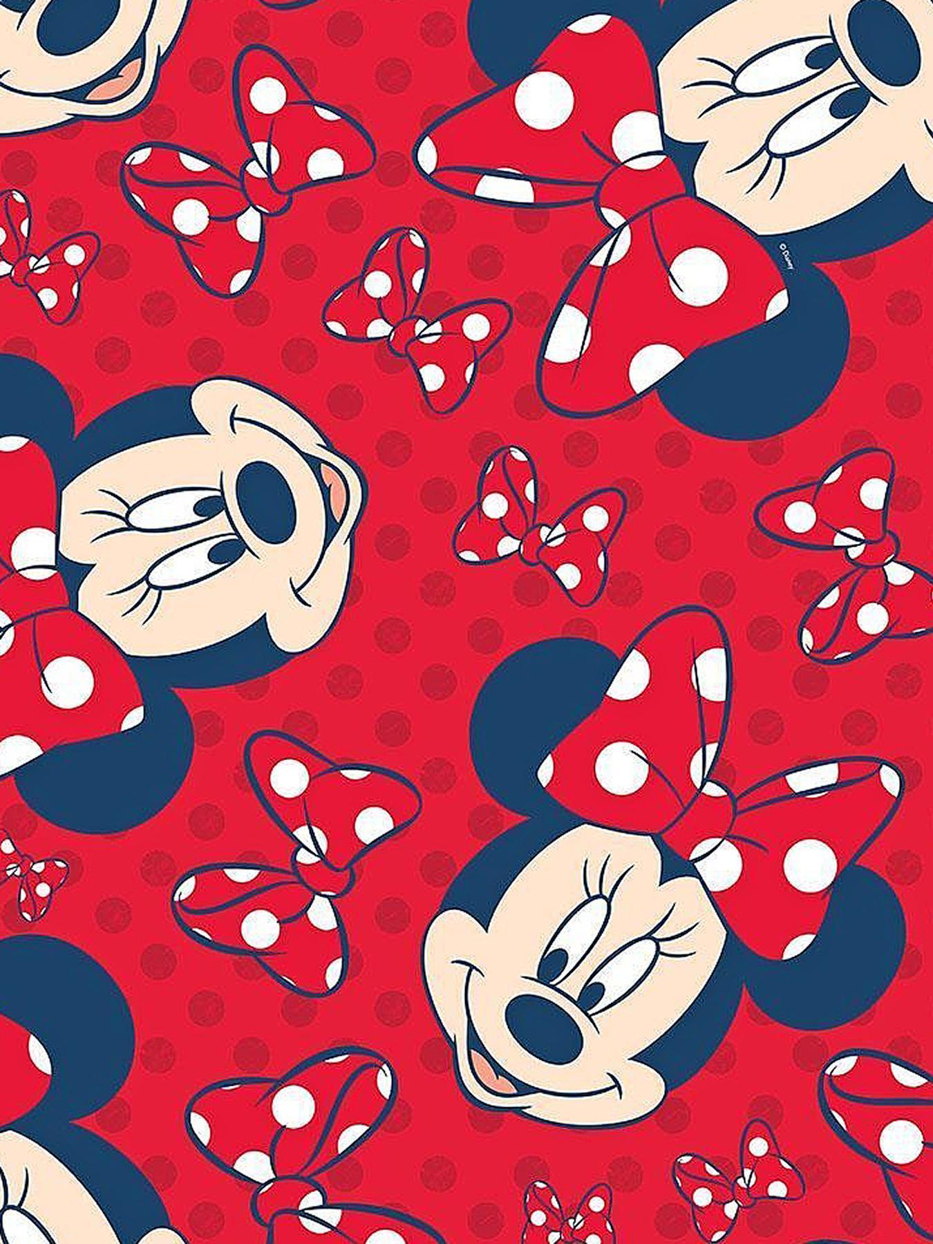 画像 可愛い Disney ミニーマウス Minnie Mouse Iphoneスマホ壁紙