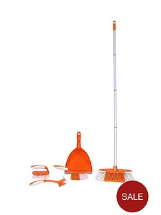 beldray-5-piece-cleaning-set