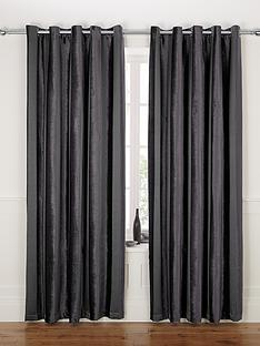 velvet-stripe-eyelet-curtains