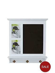 innova-home-wooden-chalkboard-photo-frame-and-key-holder