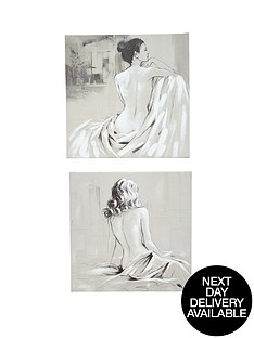 hand-finished-figurative-duo-ladies-canvas