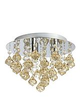 Maya Ceiling Light - Champagne