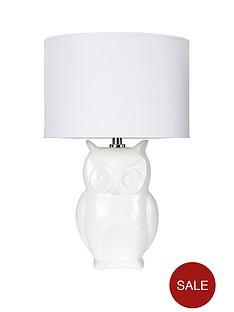 otto-owl-table-lamp-white