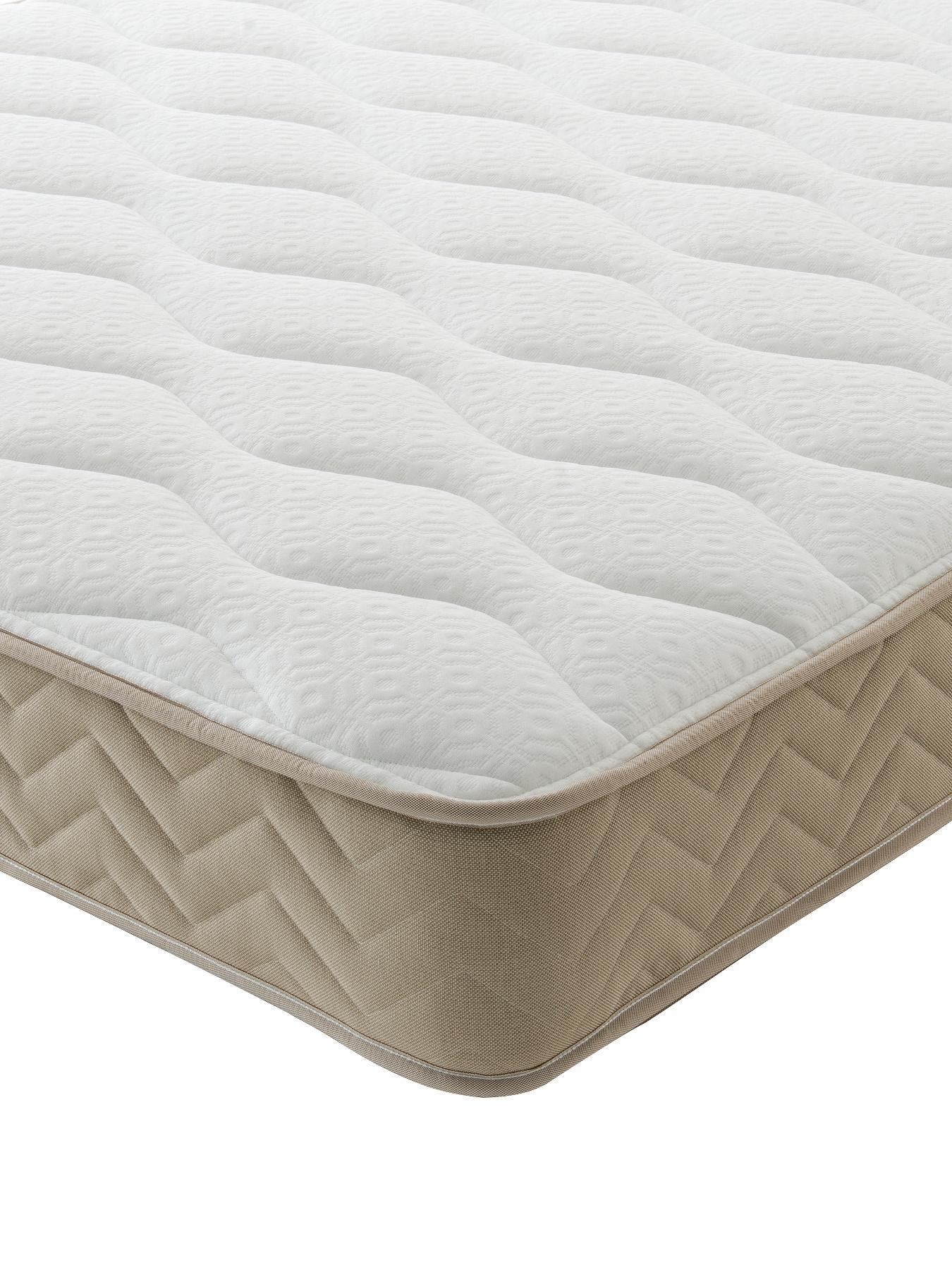Silentnight Miracoil 3 Luxury Microquilt Mattress