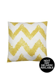 chevron-cushion