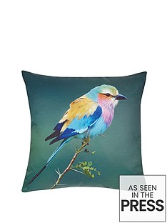 fearne-cotton-exotic-bird-print-cushion