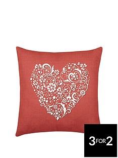 heart-printed-cushion