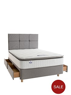 silentnight-mirapocket-sophia-luxury-pillow-top-divan-bed-includes-headboard