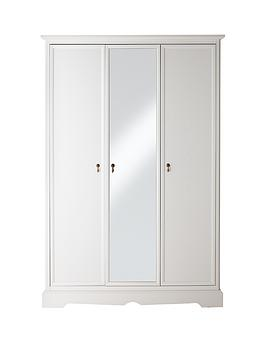 charlotte-3-door-mirrored-wardrobe