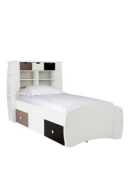Ladybird Orlando Fresh Bed with Optional Mattress