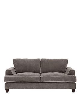 Adlington 3-Seater Fabric Sofa