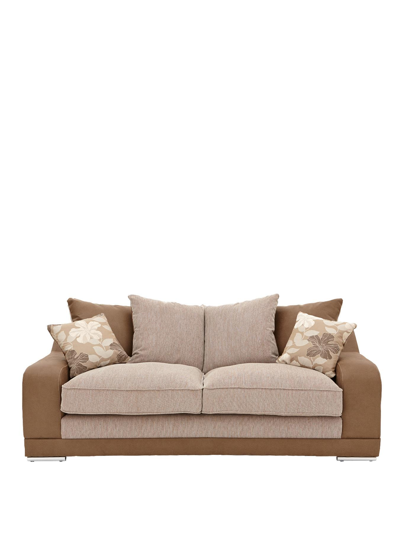 Ravenna 3-Seater Sofa, Grey