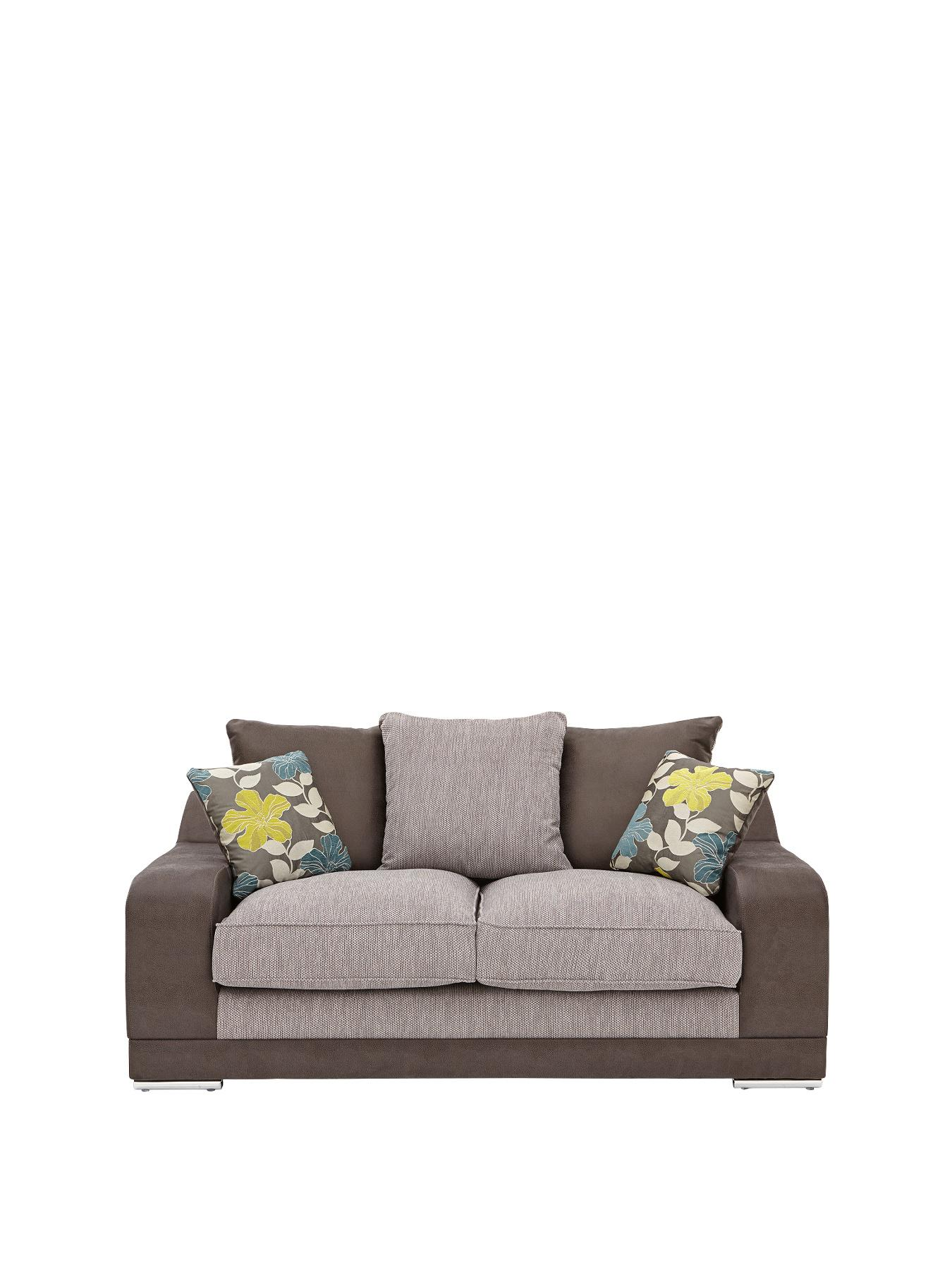 Ravenna 2-Seater Sofa - Grey, Grey