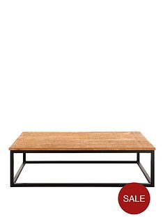 industrial-solid-top-coffee-table