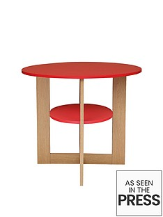 mey-round-top-lamp-table-oak-effectred