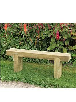 forest-garden-sleeper-bench-12m-long