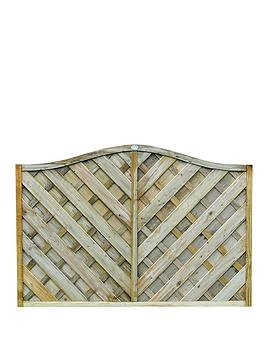 forest-garden-strasburg-fence-panels-18-x-12m-high-4-pack