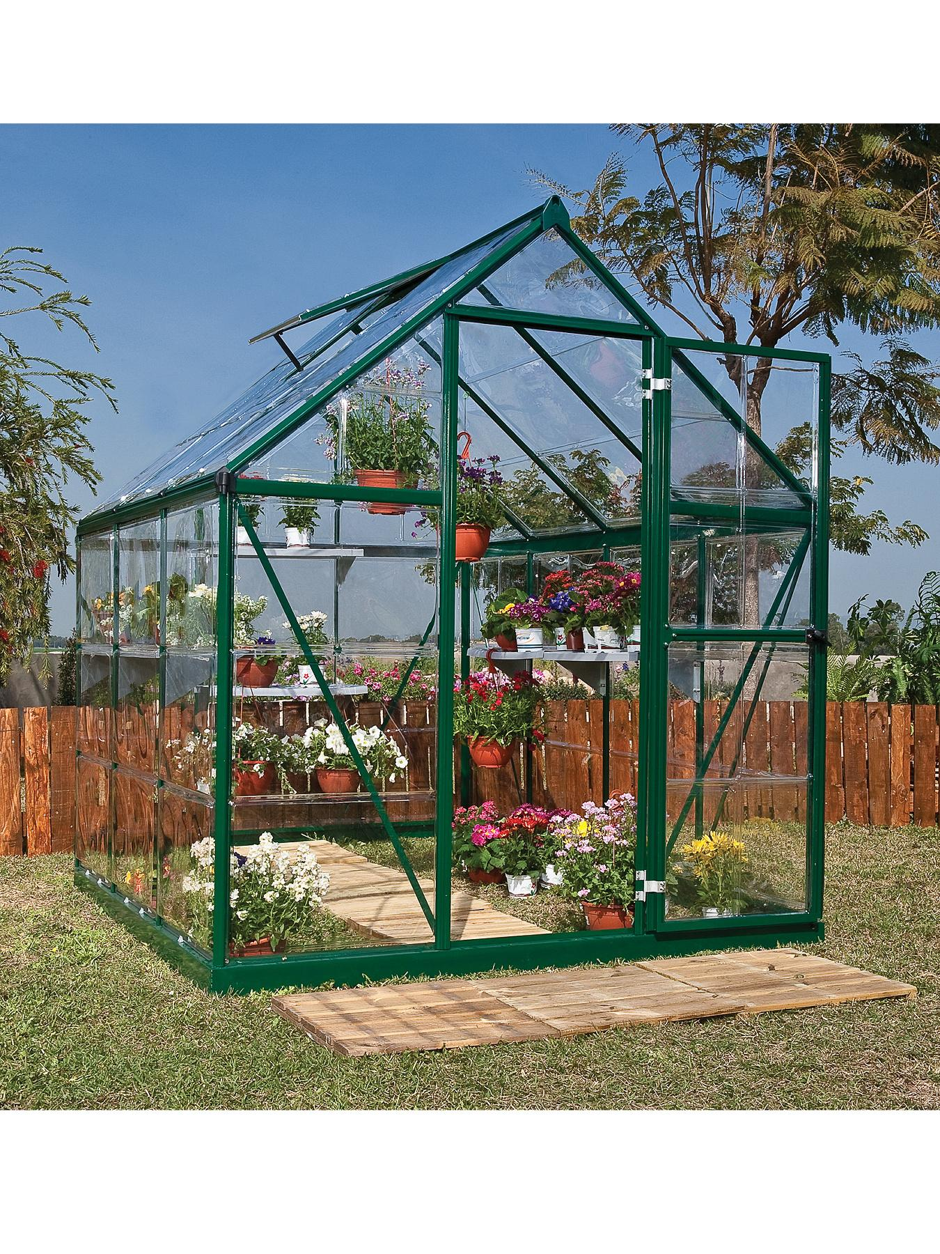 Palram Harmony 6 x 6ft Greenhouse
