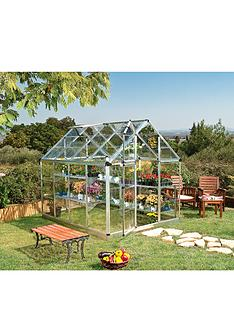 palram-snap-and-grow-6-x-8ft-greenhouse-silver