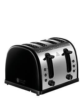 russell-hobbs-21303-legacy-4-slice-toaster-black