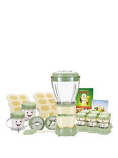 nutribullet-nutribaby-green