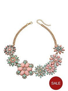 fiorelli-pastel-coloured-statement-flower-necklace