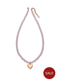 fiorelli-rose-quartz-glass-bead-and-rose-gold-tone-heart-pendant