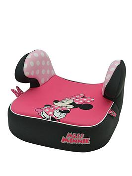minnie-mouse-dream-luxe-group-2-3-booster-seat