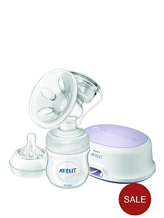 avent-comfort-breast-pump