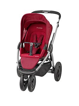 maxi-cosi-mura-plus-pushchair