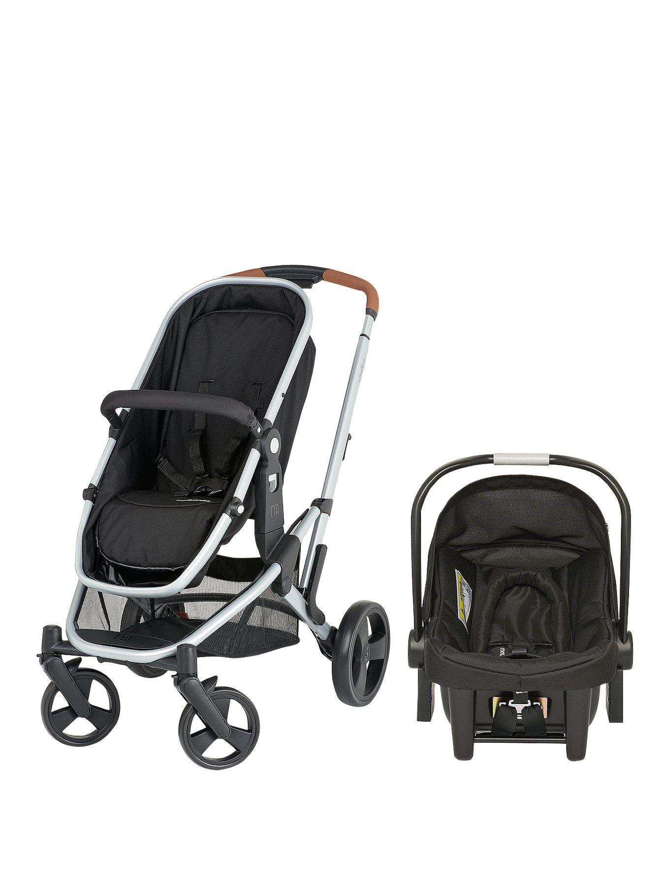 Mothercare Expedia 4 Wheel Travel System