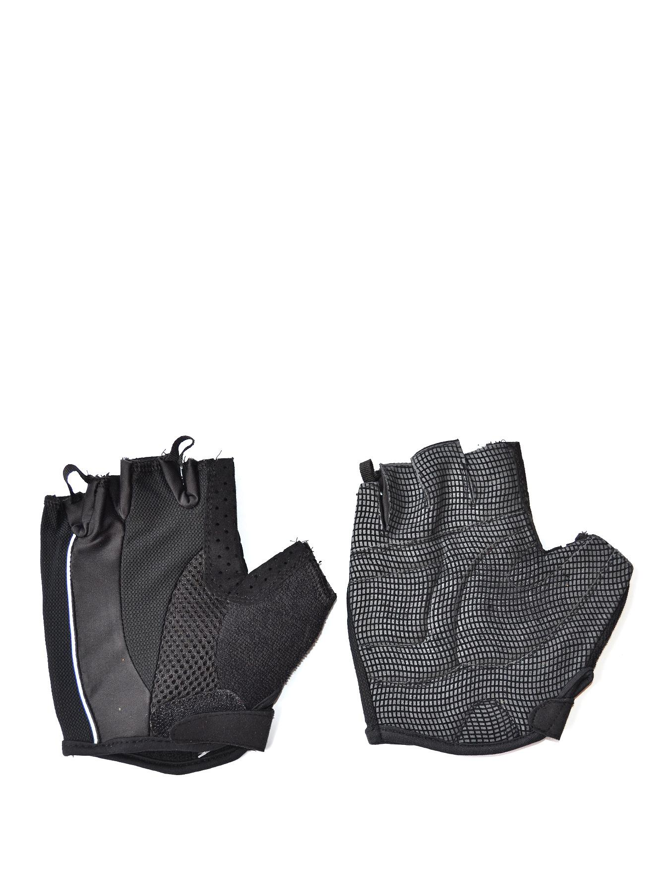 Bike Track Mitts - Black, Black