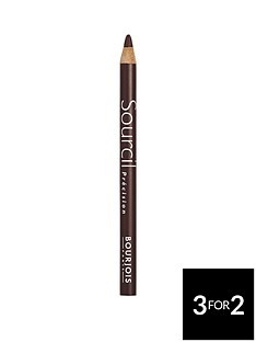 bourjois-eyebrow-pencil-sourcil-precision-chatain-free-bourjois-cosmetic-bag