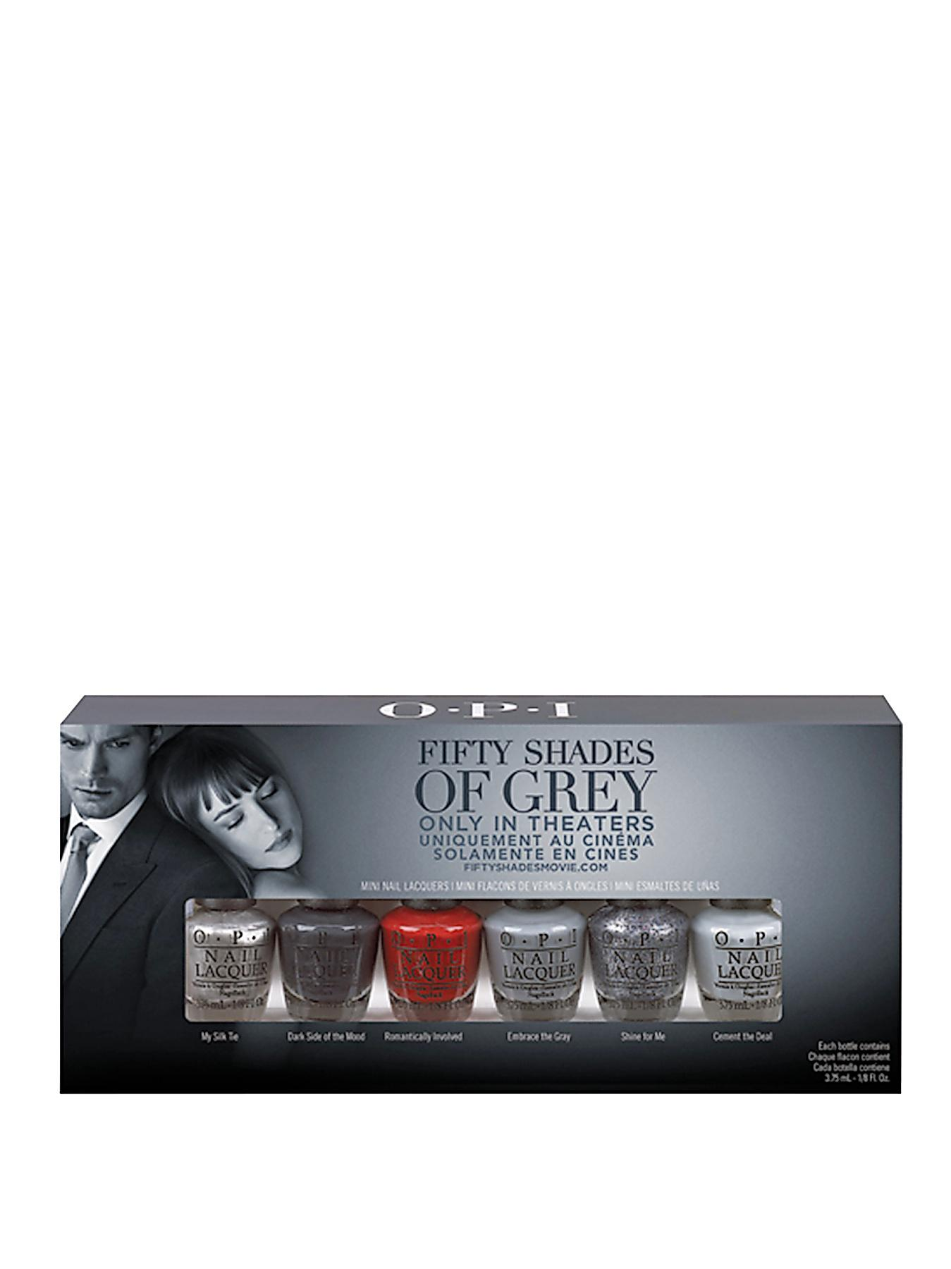 OPI Fifty Shades of Grey Mini Pack Nail Polish
