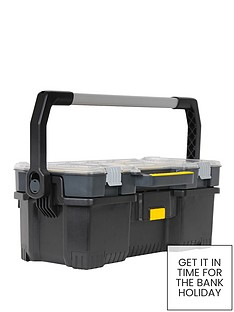 stanley-24-inch-plastic-tote-and-24-inch-organiser-free-prize-draw-entry