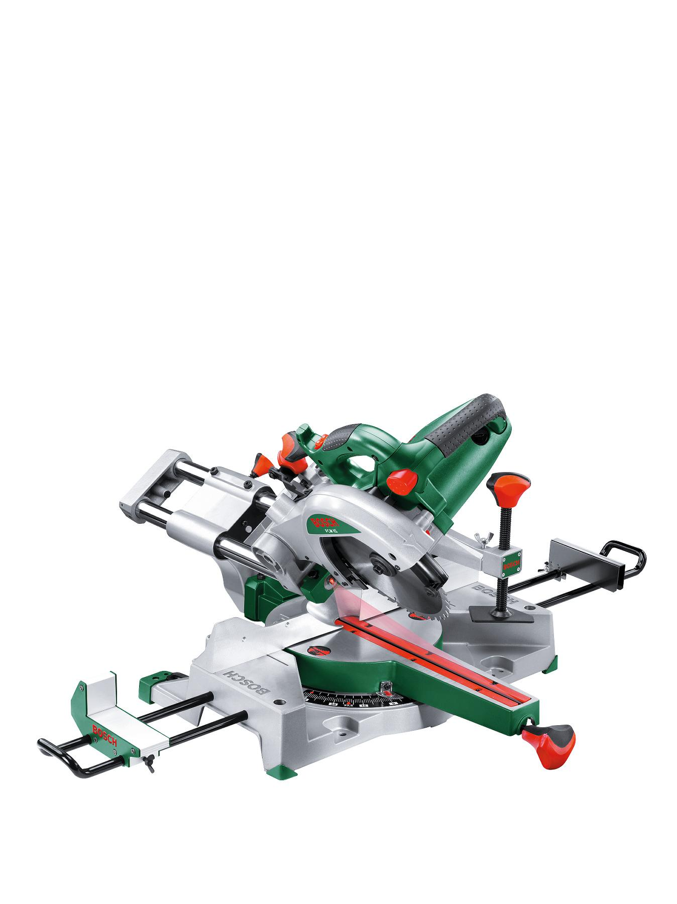 Bosch PCM 8 S Compound Sliding Mitre Saw