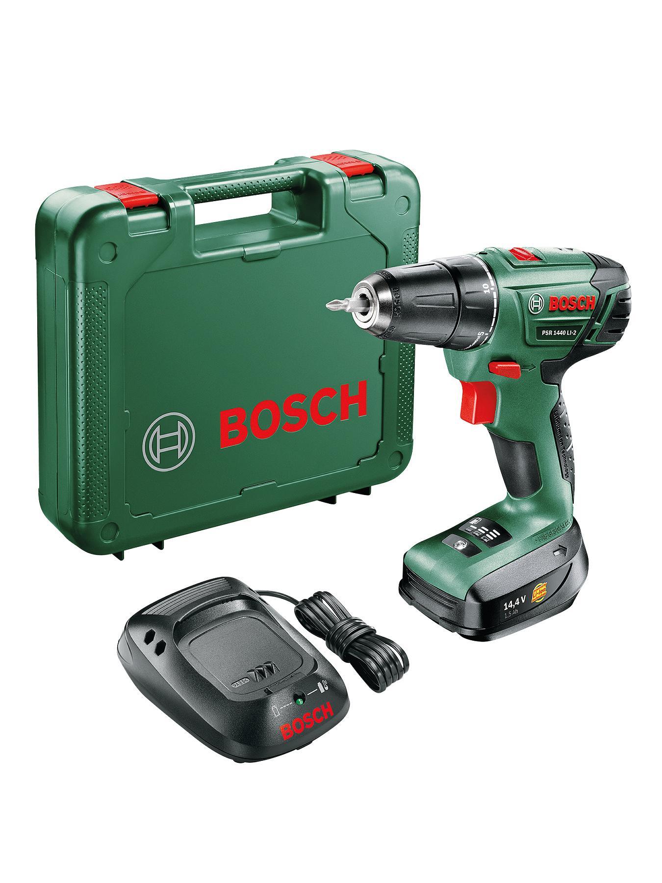 Bosch PSR 1440 LI-2 Lithium ION Drill Driver