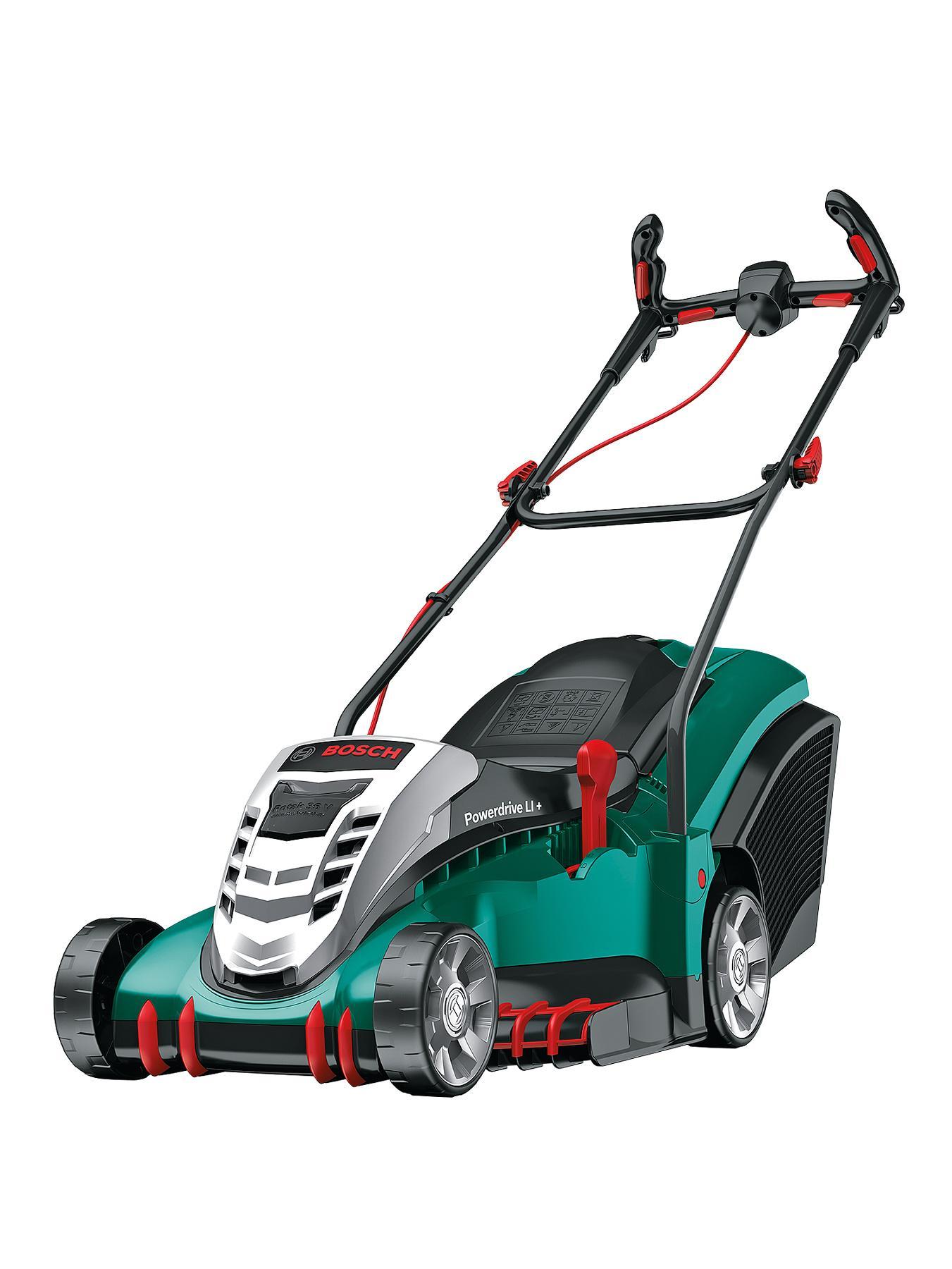 Bosch 43LI Lithium ION Cordless Ergoflex Rotary Lawn Mower
