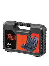 A7217-XJ 50-Piece Drilling and Screw Driving Set with Kitbox *FREE Prize Draw Entry*